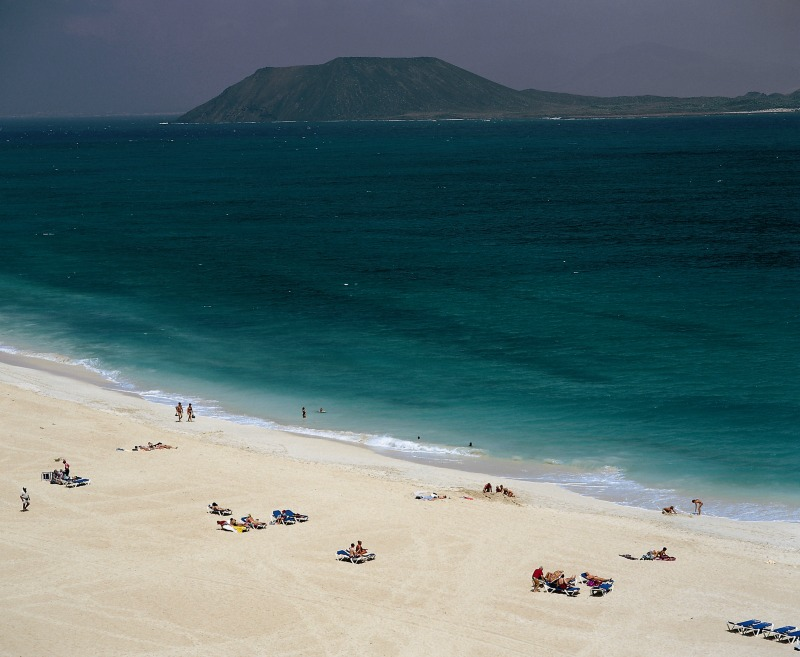 Fuerteventura Holidays from Ireland - La Oliva Beach