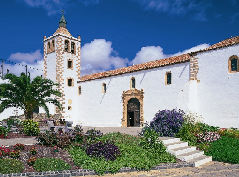 Holidays in Fuerteventura - Betancuria Church