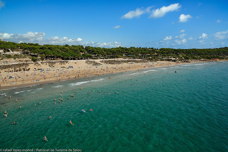 Holidays in Salou - Salou Beach