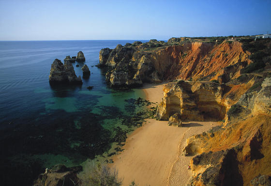 Algarve Holidays - Lagos Beach