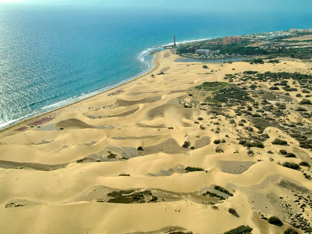 Holidays to Gran Canaria from Ireland - Maspalomas Dunes