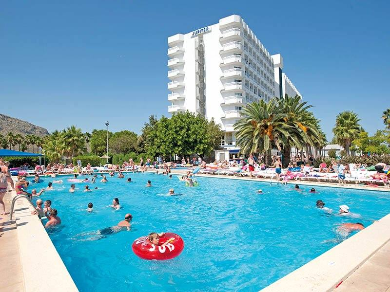 Club Mac Alcudia and Waterpark