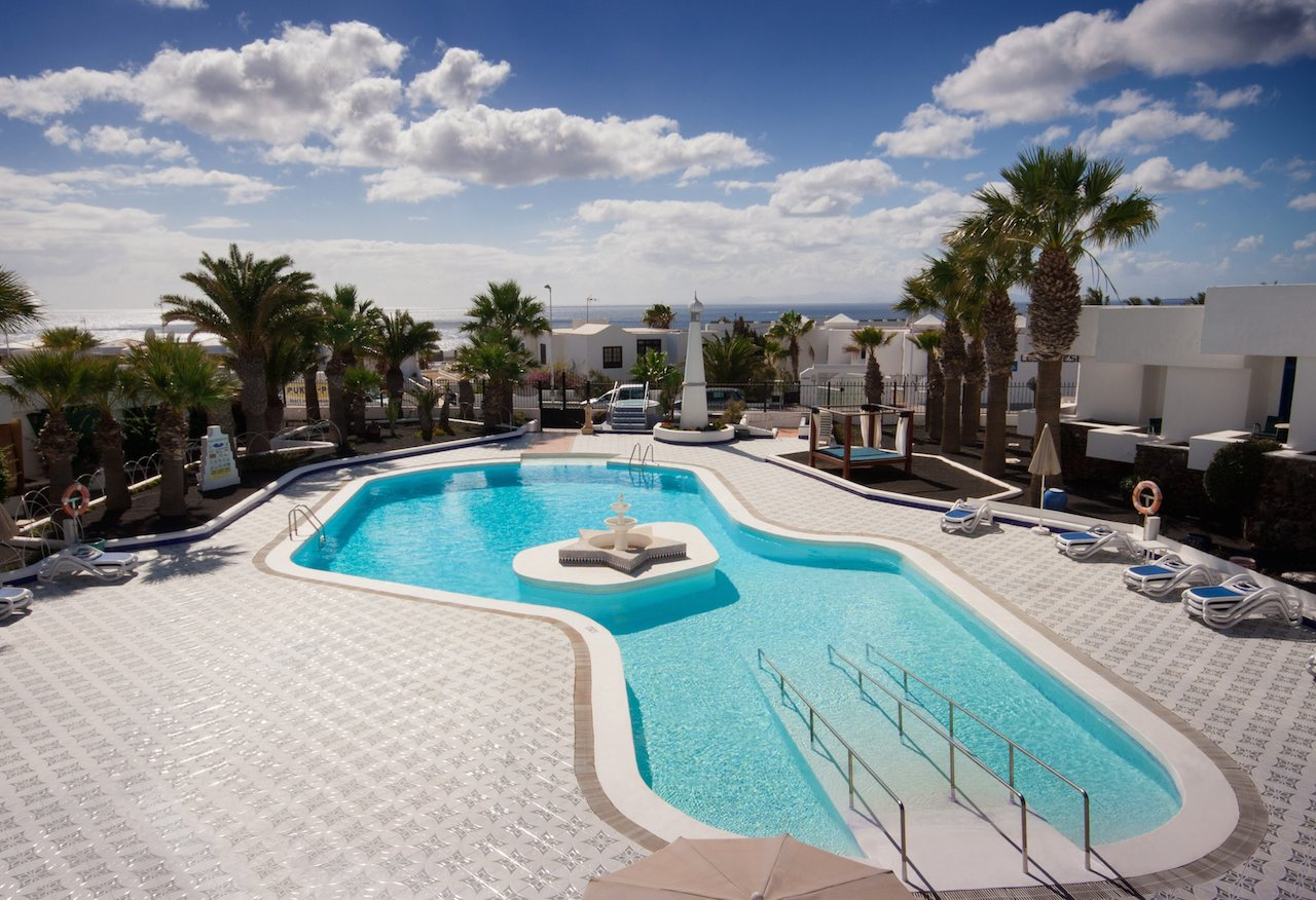 Exceptional Panorama Apartments Lanzarote